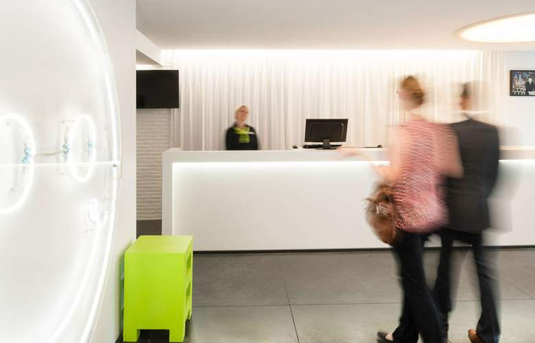 Ibis Styles Brussels Louise - General - 14