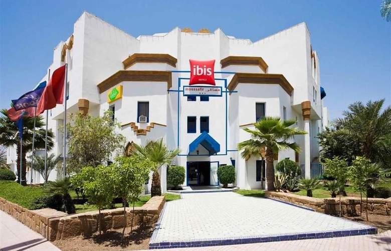 Ibis Oujda - Hotel - 4