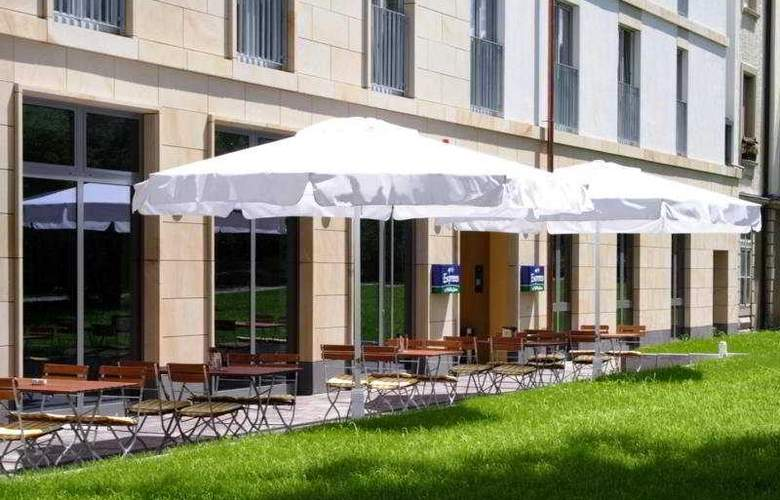 Holiday Inn Express Baden-Baden - Terrace - 6