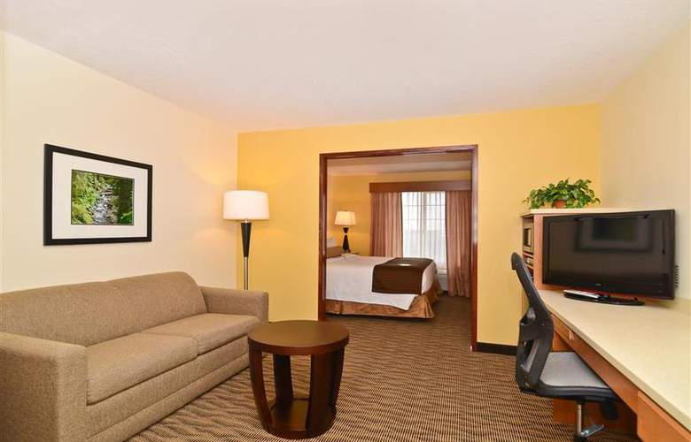 Best Western Plus Park Place Inn - Room - 127