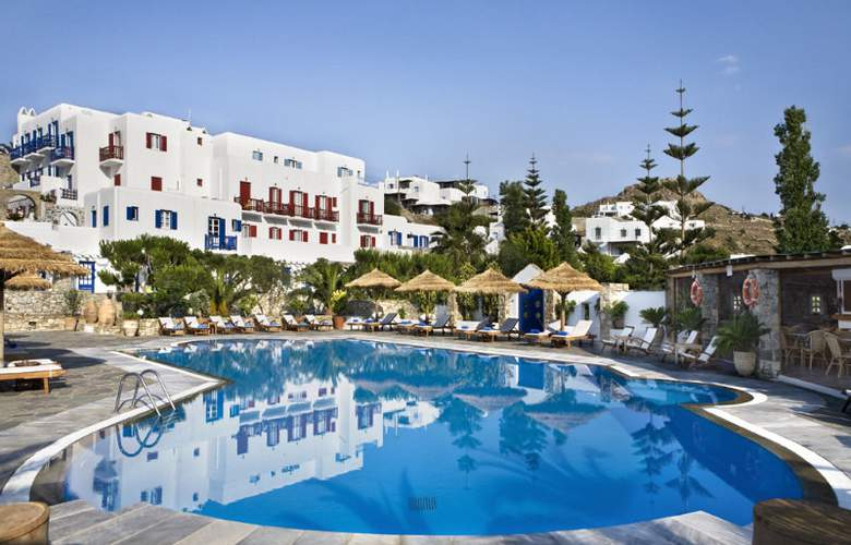 Kamari Hotel Mykonos - Hotel - 0