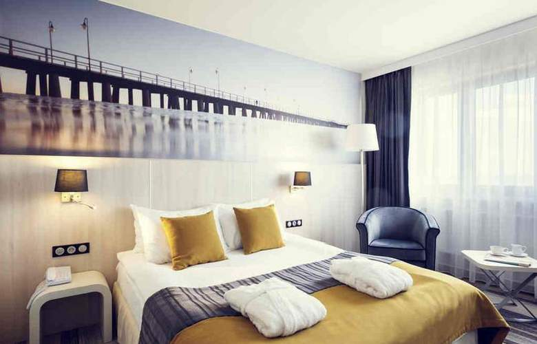 Mercure Gdynia Centrum - Room - 19