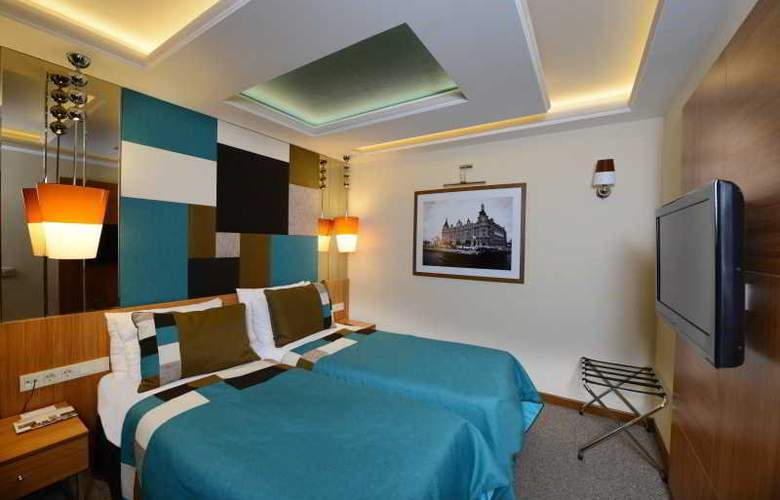 Collage Cihangir - Room - 6