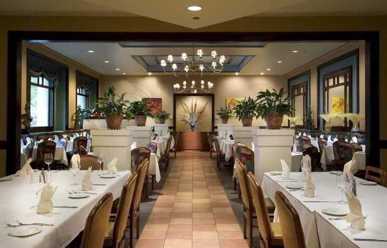 Embassy Suites Chicago - O´Hare/Rosemont - Restaurant - 7