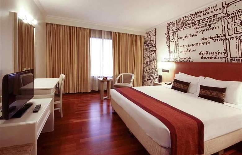 Grand Mercure Fortune Bangkok - Room - 37