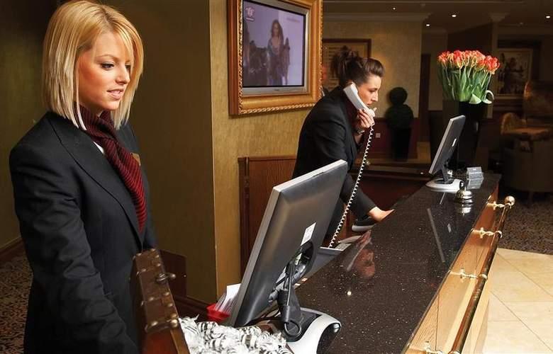 Best Western Premier Leyland - Hotel - 107