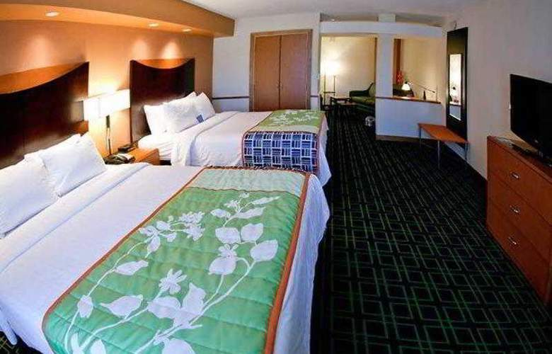 Fairfield Inn & Suites Birmingham Pelham/I-65 - Hotel - 13