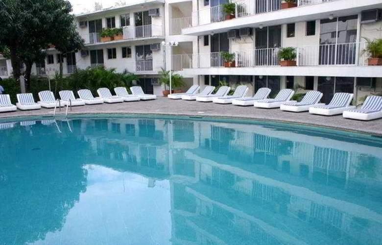 Alba Suites Acapulco - Pool - 6