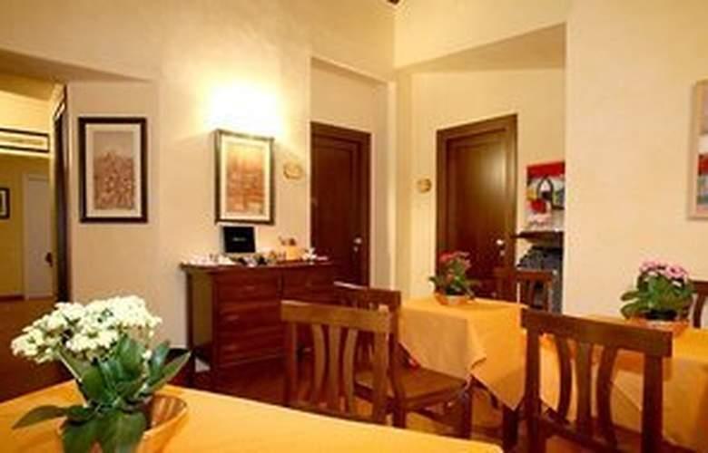 Residenza Domizia - Restaurant - 7