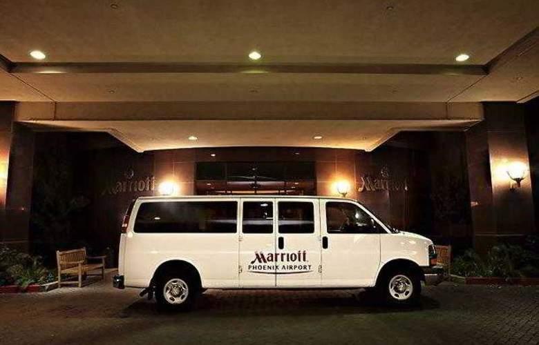 Phoenix Airport Marriott - Hotel - 9