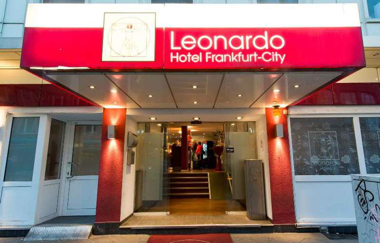Leonardo Hotel Frankfurt City Center - General - 1