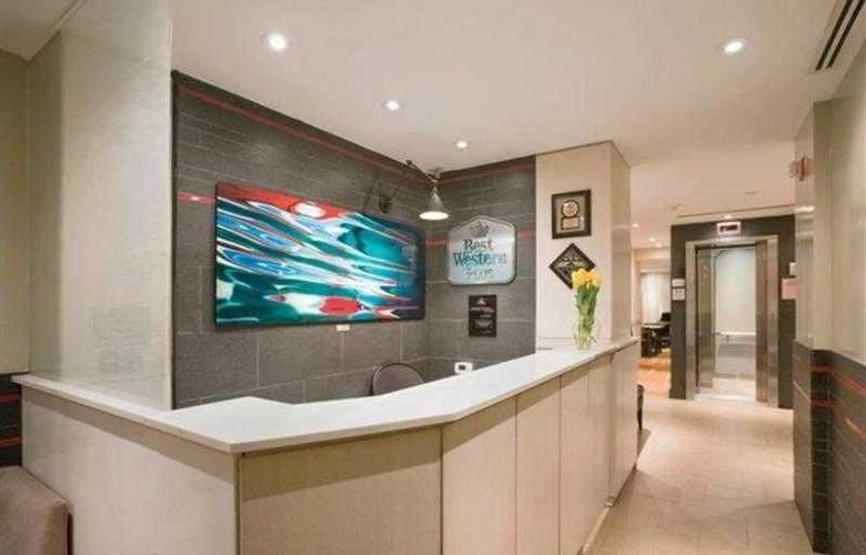 Best Western Plus Hospitality House - Apartments - Hotel - 20