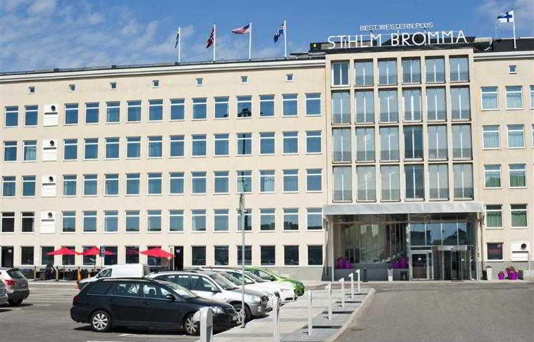 Best Western Plus Sthlm Bromma - Hotel - 16