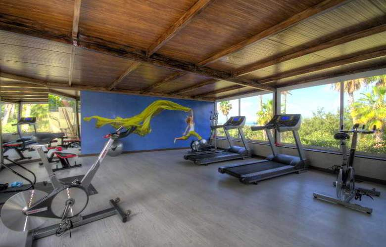 Gran Oasis Resort - Sport - 12