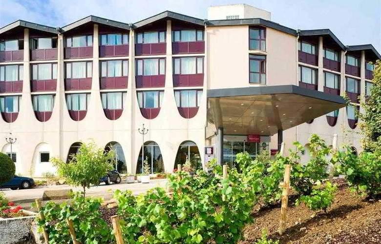 Mercure Beaune Centre - Hotel - 11