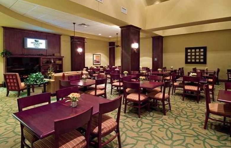 Homewood Suites Near The Galleria - Restaurant - 12