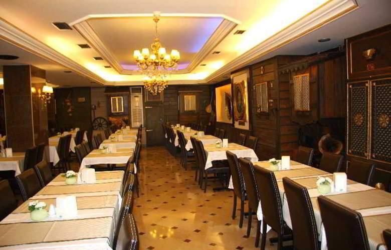 Grand Ant Hotel - Restaurant - 12