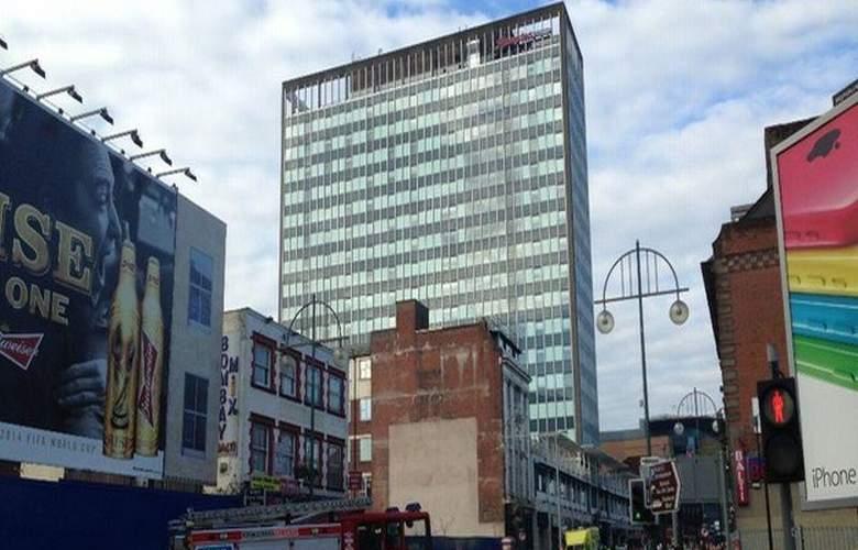 Hampton by Hilton Birmingham Broad Street - Hotel - 1