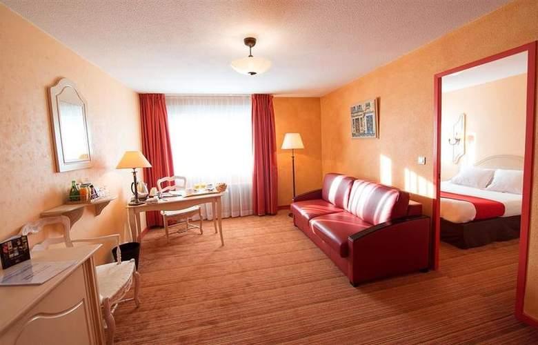 Best Western Marseille Bonneveine Prado - Room - 20