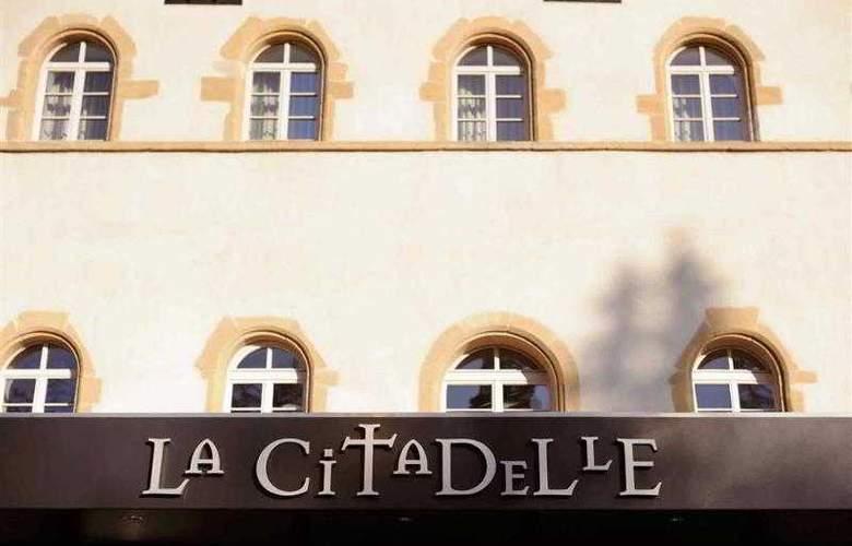 La Citadelle Metz - Hotel - 49