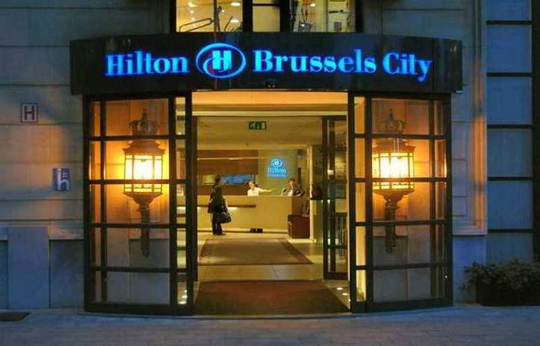 Hilton Brussels City - Hotel - 0