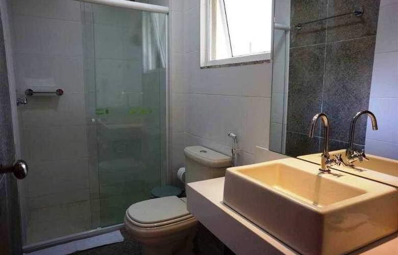 Pousada Aguas Claras - Room - 7