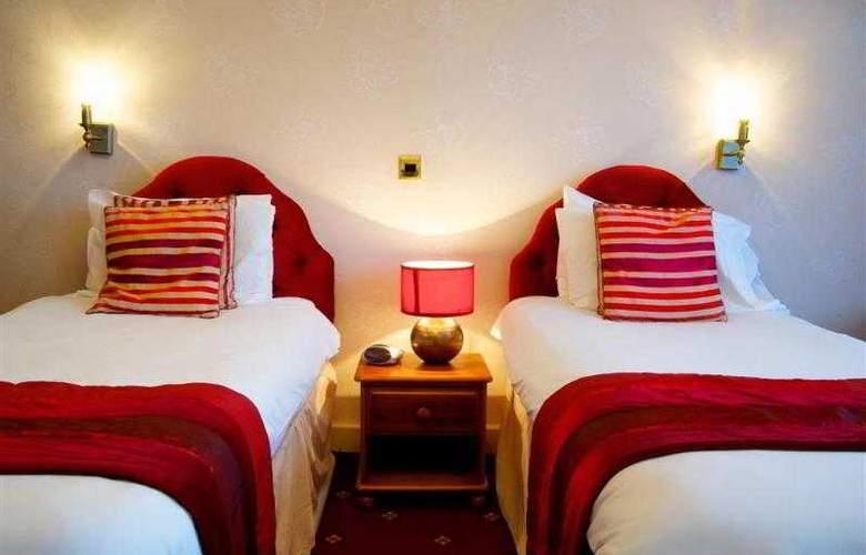 Best Western Princes Marine - Hotel - 41