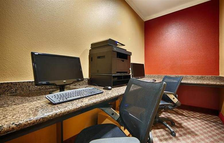Best Western Greenspoint Inn and Suites - Conference - 149