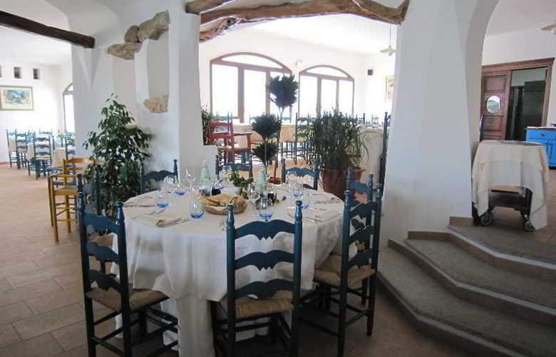 Nuraghe Arvu - Restaurant - 6