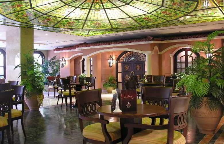 Pyramisa Cairo Suites and Casino - Restaurant - 11