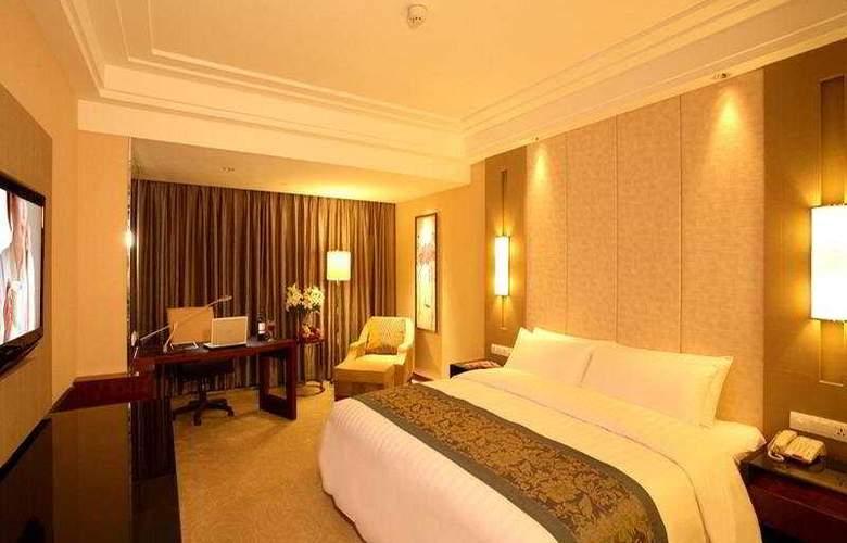 Haiwaihai Crown Hotel Hangzhou - Room - 3