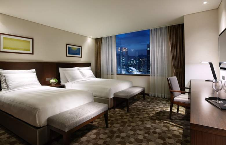 Lotte City Hotel Myeongdong - Room - 0