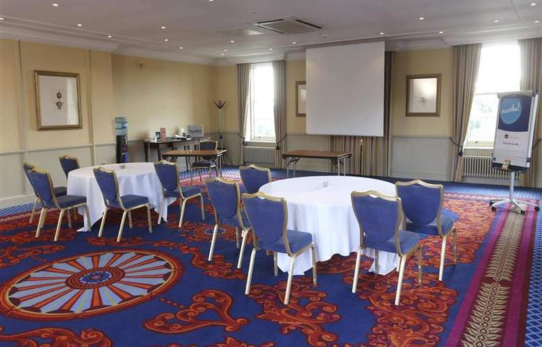 Best Western Stoke-On-Trent Moat House - Conference - 100