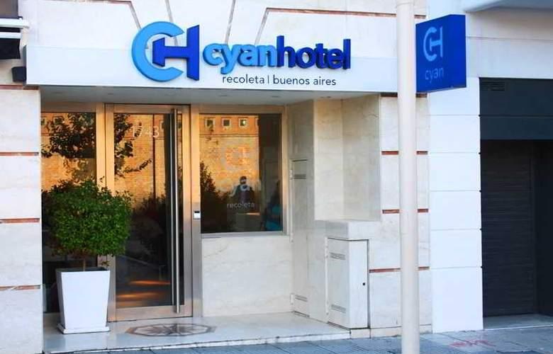 Cyan Recoleta - Hotel - 2