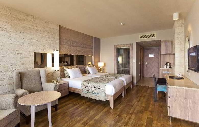 Melas Resort Hotel Side - Room - 13