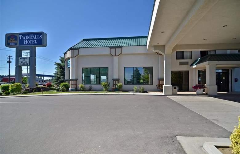 Best Western Plus Twin Falls Hotel - Hotel - 111