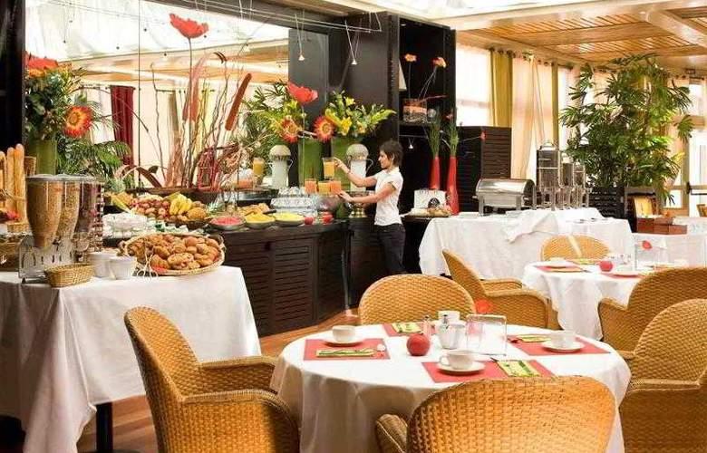Mercure Montpellier Antigone - Hotel - 42
