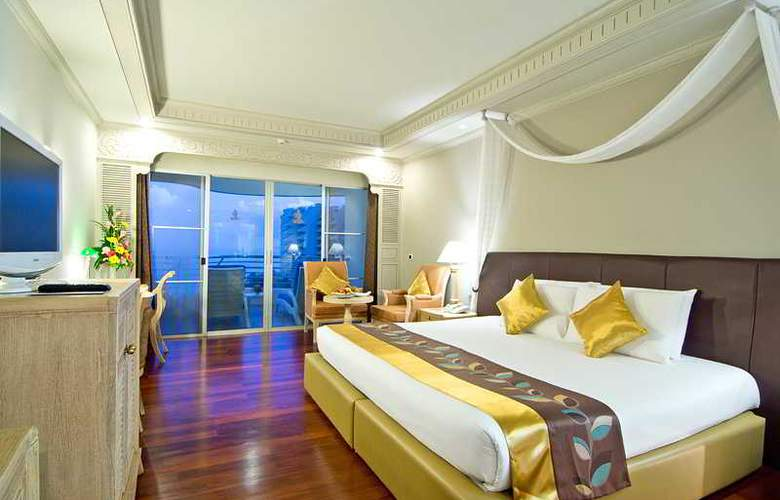 Royal Cliff Grand - Room - 13