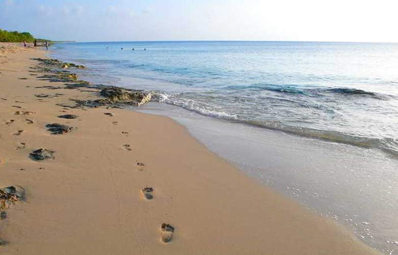 Sand Castle on the Beach - Beach - 24