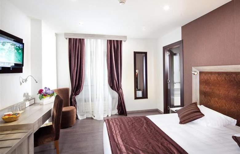 Best Western Strasbourg - Room - 18