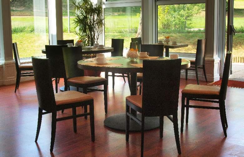 Qualys-Hotel Golf Paris Est - Restaurant - 9