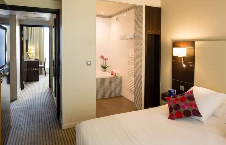 Best Western Hotel De L´Arbois - Room - 9
