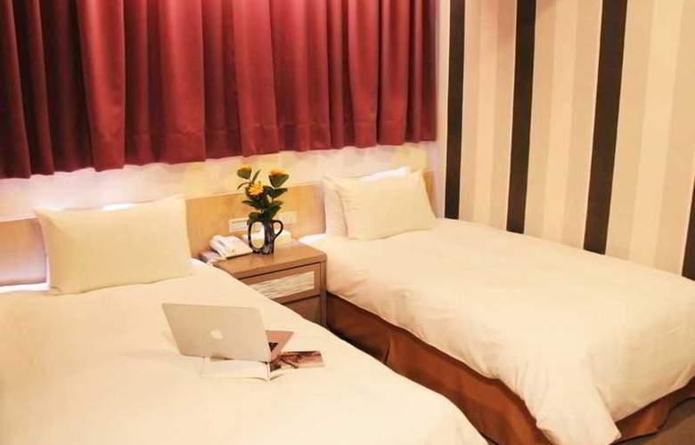 Crystal Hotel Taipei - Room - 9