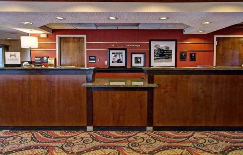 Hampton Inn Chattanooga Airport - Hotel - 0
