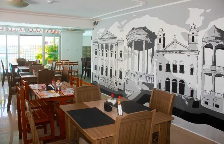 Tropico Praia Hotel - Restaurant - 17