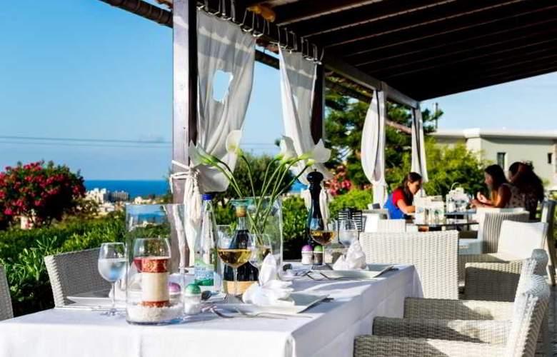 Matheo Hotel - Restaurant - 21