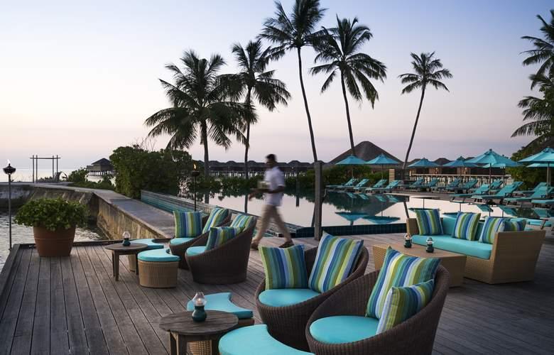 Anantara Veli Maldives Resorts - Terrace - 38