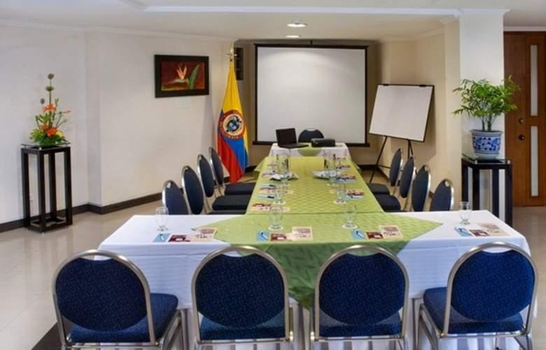 San Pablo Bogota - Conference - 16