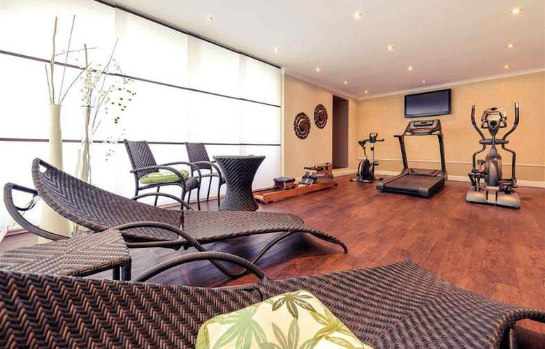 Mercure Hotel Ingolstadt - Sport - 52