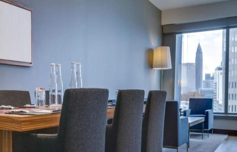 Radisson Blu Hotel Frankfurt - Conference - 9